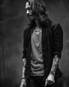 OH MY GAWD #incubus #brandonboyd #favourite #band #and #singer #idol #hot #man #tattoo #tattoos #so #talented #ilovehim