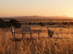 #winter #sunset #namibia