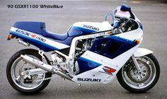 GSXR 1100 1990