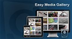 Easy Media Gallery for WordPress that is powerful and so easy to create portfolio or media gallery