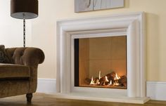 Electric Fires, Gas Fires, Fireplaces, Contemporary Design, Lounge, Modern, Home Decor, Log Fires, Airport Lounge