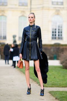 feccf348743 Bonjour Couture! The Best Street Style from Paris Couture Fashion