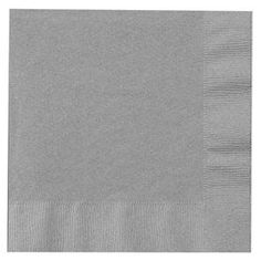 Creative Converting Touch of Color 50 Count Paper Lunch Napkins, Shimmering Silver Beverage Napkins, Cocktail Napkins, Cocktail Drinks, Cocktails, Graduation Table Centerpieces, Graduation Party Decor, Paper Dinner Napkins, Dinner Plates, Beautiful Cursive Fonts