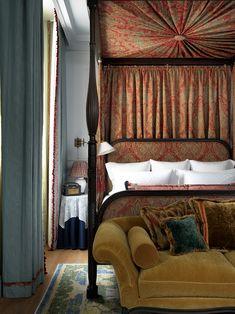 Barn Bedrooms, Home Bedroom, Bedroom Inspo, Boutique Hotels London, Regency House, Hotel Inn, Super King Size Bed, Room London, Fall Color Palette