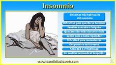 El insomnio es un trastorno del sueño que se caracteriza por la incapacidad o dificultad para conciliar el sueño además de ir acompañado de despertar precoz y sueño nada o poco reparador.