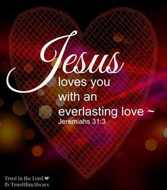Jeremiah 31:3                                                                                                                                                                                 More