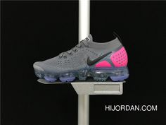 b3931599e710 942843-004 Nike Air VaporMax Flyknit 2018 2.0 Zoom Air Women Shoes Copuon