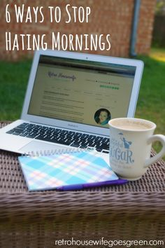 Most tips for having better mornings seem to come from morning people. These come from a night owl trying to hate mornings a little less.