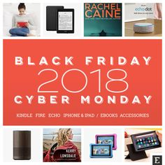 Here are 50 best pre Black Friday 2018 tech and cyber deals – Kindle, Fire, iPad, and Best Kindle, Best Black Friday, Digital Technology, Mobile Application, Cyber Monday, How To Know, Cool Things To Buy, Ebooks, Ipad