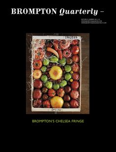Edition 32- Brompton's Chelsea Fringe