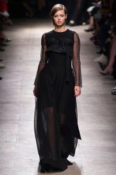 >Rochas spring 2015 collection show.