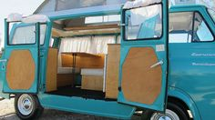 1961 Ford Econoline Van Camper. It was purchased new in California   Flickr - Photo Sharing!