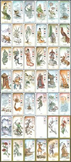 Ancient Chinese fortune telling Four seasons will tell the whole truth about your life 33