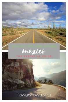 So you are thinking of driving into or around Mexico, the big questions are, should you take your car or not? And is it safe to do so? Visit Mexico, The Essential, You Really, Told You So, Essentials, Bring It On, Country Roads, This Or That Questions, Big