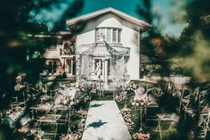 A fairy tale in pink. 💟 Una Favola in rosa. 🌸 . Picture by @leonardo_tornabene  Location @villannamagnago . #pinkwedding #floraldecoration #weddingfloral #sposa Floral Wedding, Fairy Tales, Pink, Pictures, Instagram, Photos, Fairytail, Adventure Movies, Pink Hair