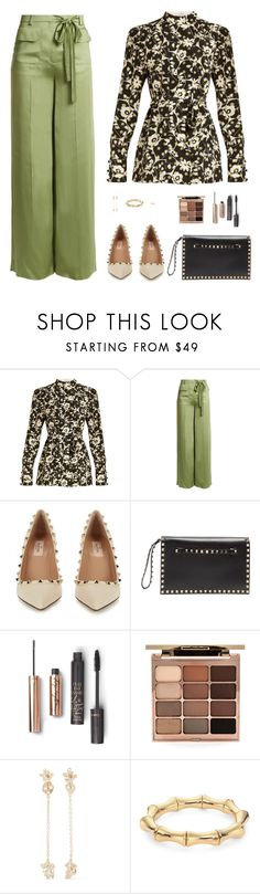 """Sin título #4883"" by mdmsb on Polyvore featuring moda, Valentino, Stila y Gucci"