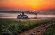 In the morning by Parkddoven. @go4fotos