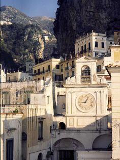 Atrani, Amalfi Coast, streets
