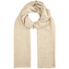 John Lewis Metallic Wool Wrap , Beige ($47) ❤ liked on Polyvore featuring accessories, scarves, beige, wrap shawl, woolen shawl, wool scarves, wool shawl and metallic scarves