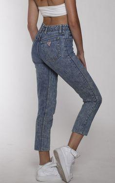 Vintage Guess Denim Pants
