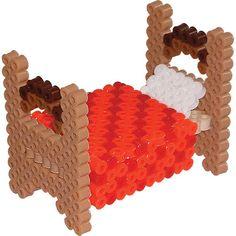 3-D Bed