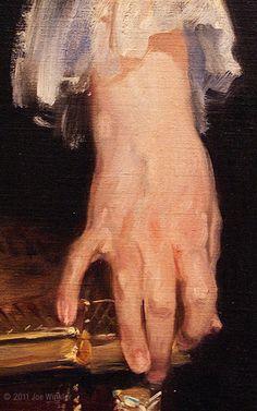 Joe's Art Blog: John Singer Sargent at the National Gallery of Art - Sargent hands