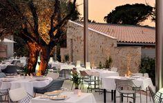 Hotel Sezz in Saint-Tropez, Cote d'Azur by Christophe Pillet