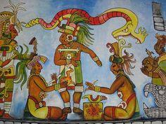 Resultado de imagen para calendario maya dragon  magnetico rojo