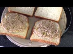 "Epic Tuna Salad Sandwich.  A diet does not have to be expensive or bland.  This tuna salad recipe is a core component of my weekly lunch menu for losing weight and building muscle mass. I refuse to buy expensive ""diet"" food and instead drink a lot of water and experiment with various preparations for tuna.  It's easy to vary the flavor profile of tuna to afford the repetitive flavor.  Please share this video with others!  Filmed with iPhone 5 camera.  Thanks for watching!"