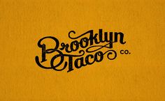 Brooklyn Taco Co Logo Design