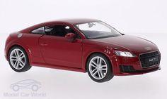 Audi TT (8S), metallic-rot