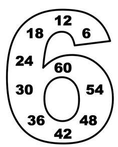 NUMERAZIONI - TABELLINE | Blog di Maestra Mile Fraction Activities, Kids Math Worksheets, Teaching Manners, Teaching Math, Montessori Math, Numbers Preschool, Math Multiplication, Primary Maths, Math Addition
