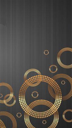 Gold Wallpaper, Mobile Wallpaper, Pattern Wallpaper, Wallpaper Backgrounds, Wallpaper Ideas, Iphone Wallpapers Tumblr, Wallpaper Telephone, Amoled Wallpapers, Textures Patterns