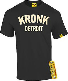 Joe Louis Boxing T-shirt  Detroit Kronk Gym shirt