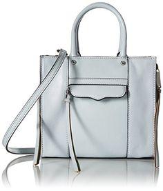 57740ac166ff Women s Cross-Body Handbags - Rebecca Minkoff Side Zip Mab Tote Mini Cross  Body Bleached
