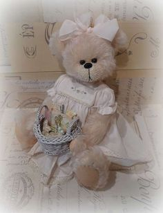 Sewing Susan by By Shaz Bears | Bear Pile