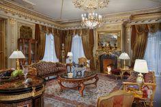Один из самых красивых московских домов.