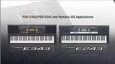Yamaha PSR e343 - Beginner Level Electronic Keyboard