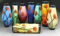 lampwork beads by JC Herrell www.jcherrell.com