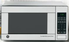 JES1140STC by General Electric Canada in Winnipeg, MB - GE 1.1 cuft Countertop Microwave Oven Countertop Microwave Oven, Countertop Microwaves, Kitchen Timers, Time To Eat, General Electric, Stainless Steel Case, Countertops, Kitchen Appliances, Cooking
