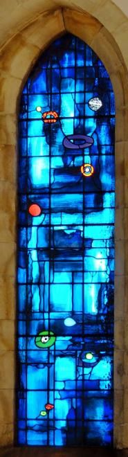 North Window by John Piper - Image: Andrew Vessey