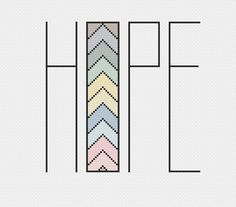 ▲▼▲ hope hipster quote cross stitch pattern ▲▼▲  hand designed cross stitch pattern  this pattern comes as a PDF file that you can immediately download after purchase. all our patterns include・  : color block symbols : list of DMC floss needed : choice of 14, 18, or 22 count layout : printable version of final stitched product ▲▼▲ pattern ▲▼▲ floss : 11 DMC colors fabric : pictured on white, but get creative and try something bold + unexpected stitches : 85w x 85h skill level : beginner…