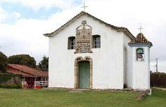 """""""Capela de Sant'ana"""". Ouro Preto, Minas Gerais. Brasil."""