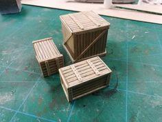 Tuto: wooden boxes - Ogre du Galetas