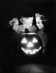 Kids in Springfield, Massachusetts c. 1950s