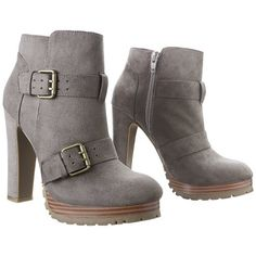 Target : Women's Mossimo Keisa Heeled Ankle Boot - Assorted Colors : Image Zoom