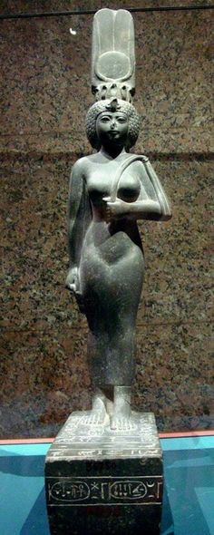 Ankhnesneferibre was an ancient Egyptian princess and priestess during the 26th Dynasty, daughter of pharaoh Psamtik II and his queen Takhuit. She held the charges of Divine Adoratrice of Amun and later God's Wife of Amun for a very long time, overall between 595 to 525 BCE, thus during the reigns of Psamtik II, Apries, Amasis II and Psamtik III and until the Achamenid conquest of Egypt.