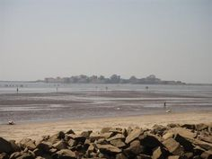 #Alibaug Beach 3 Hours From #Mumbai #Konkan stretch. #Mumbai to #Alibaug can be reached by #Ferry #budget #hotels #resorts, #luxury #resorts are available