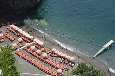 Arienzo Beach - In Positano accessible by boat