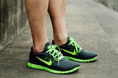 Been wanting some free runs with lime green since foreverrrrrrrr